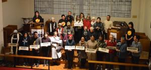 Japoneses estadounidenses: Marcha silenciosa de solidaridad y Día del Recuerdo (Fotos y videos)