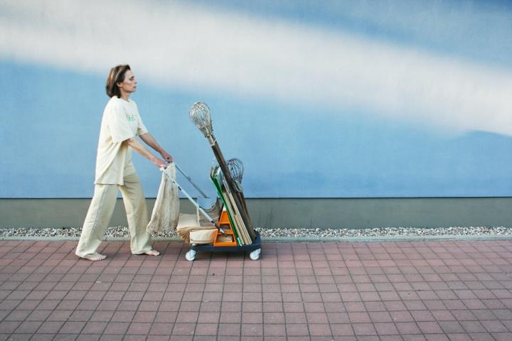 Zwei Ausstellungen der Künstlerinnen-Gruppe Island between us in Berlin