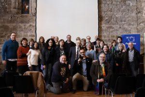 Appui de Barcelone au «Traité sur l'interdiction des armes nucléaires (TIAN)». Rencontre au Musée d'histoire