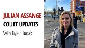 Affaire Julian Assange : informations sur le déroulement de l'affaire, Jours 1 et 2