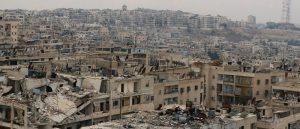 Siria, guerra civile, invasione turca, la riannessione di Aleppo allo Stato siriano