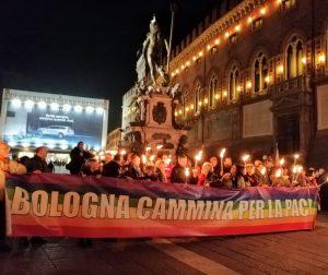 Bologna non odia: centinaia alla marcia contro l' antisemitismo