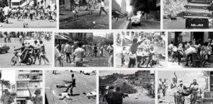 Le «Caracazo» : il y a 31 ans