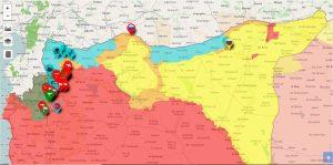 La Turchia rafforza la presenza militare in Siria del nord