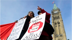 Shut Down Canada Until it Solves its War, Oil, and Genocide Problem