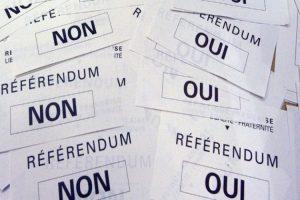 Un référendum pour abolir les armes nucléaires et radioactives