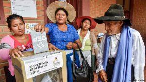 Algunas reflexiones de cara a las elecciones en Bolivia