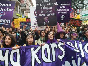 8 Marzo in Turchia