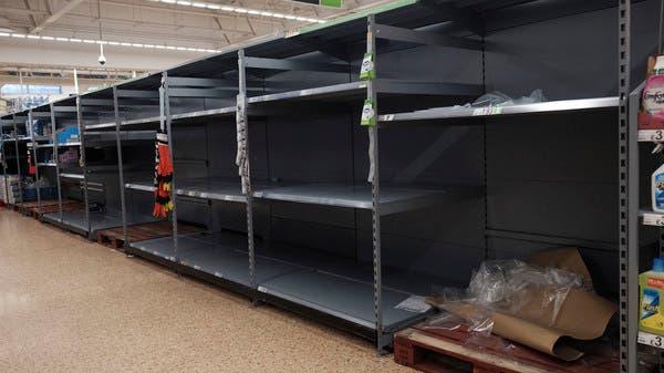 Coronavirus: Stockpiling continues in the UK despite government calls