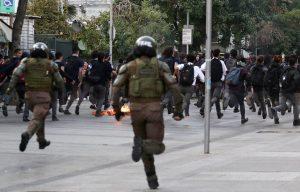Chile: estudiantes secundarios se toman los colegios