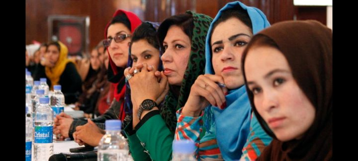 Afghan Women Must Be Included at the Negotiating Table