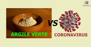 Argile Verte VS Coronavirus