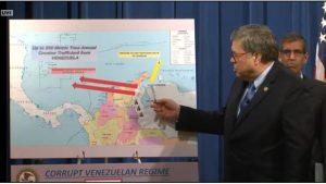Während die Welt die COVID-19-Pandemie bekämpft, verschärfen die USA den Druck auf Venezuela
