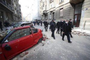 Croatia's earthquake risk disrupting partial lockdown amid COVID-19 outbreak