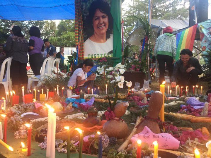 Honduras: quattro anni dopo, l'omicidio di Berta Cáceres è ancora impunito