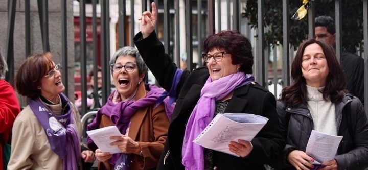 """Catholic women mobilise for International Women's Day: """"The equality of every human being is a basic lesson of Christianity"""""""