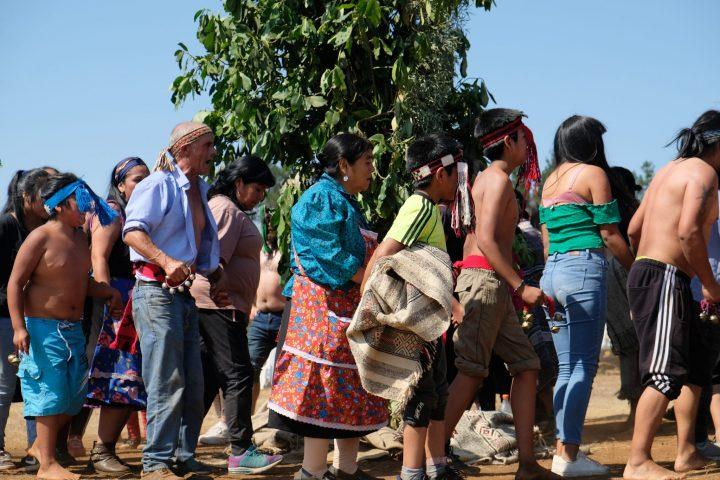Nel cuore del Nguillatún: una forma di resistenza Mapuche