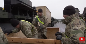 30mila soldati dagli USA in Europa senza mascherina