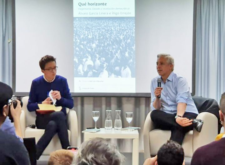 Álvaro Garcia Linera : Les lésés de l'égalité