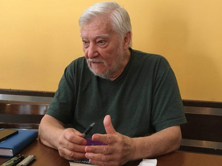 Συνέντευξη με τον Luis Ammann, συγγραφέα του βιβλίου «Αυτοαπελευθέρωση»