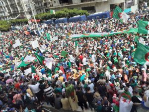 Algeria's crackdown on dissent persists with detention of journalists