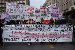 Φεμινιστική Απεργία 8 Μαρτίου 2020
