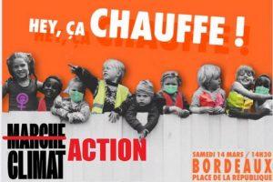 Marche pour le Climat à Bordeaux