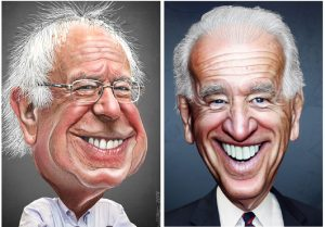 Bernie Sanders is not 'Biden' time