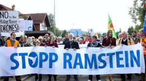 """Stopp Air Base Ramstein"" Protesttage auf September verschoben"