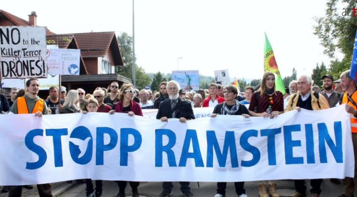 """Stop Air Base Ramstein"" Protest Days Postponed until September"
