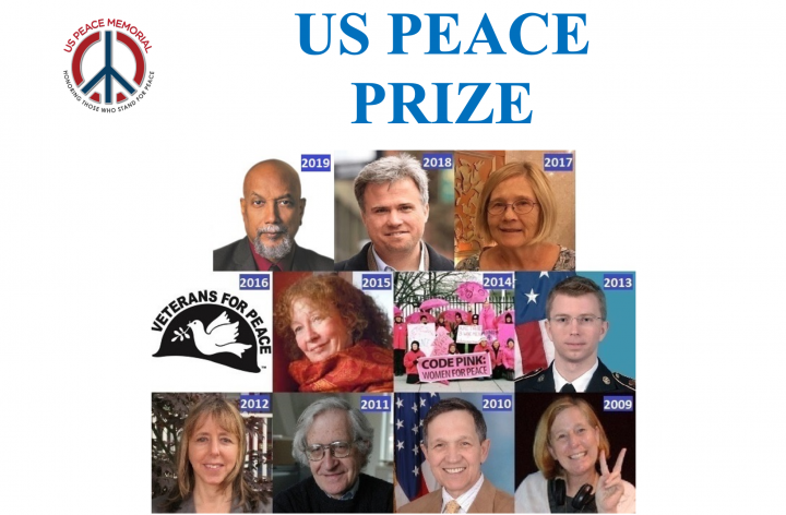 US Peace Prize – How much is Peace worth?