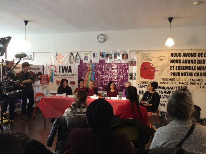 Montreal women of diverse origins (WDO) are rising for justice and fighting in solidarity to end violence against women