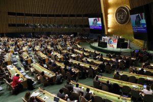 Too Few Women in Power 25 Years After Beijing Declaration