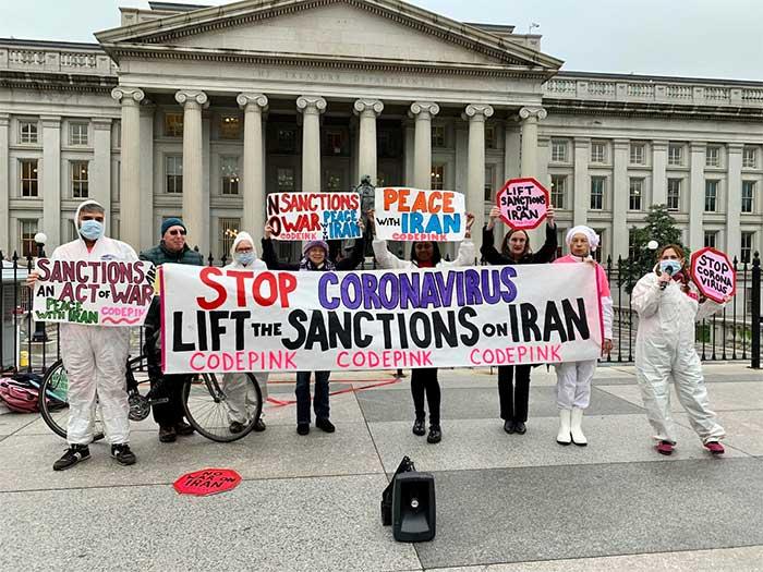 To Help Stem Coronavirus, Lift Sanctions on Iran