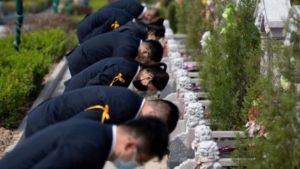 Reflexiones en el día de Qing Ming Jié