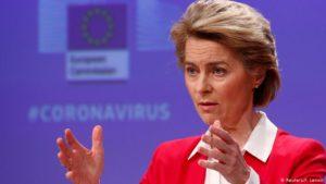 EU's von der Leyen calls for 'Marshall Plan' for Europe