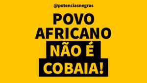 'Os povos africanos não são cobaias', #PotênciasNegras denunciam racismo de médicos franceses