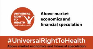 Corona-Krise: Gesundheit ist ein universelles Recht, das über dem Profit steht
