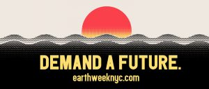 Earth Week Plans in New York City
