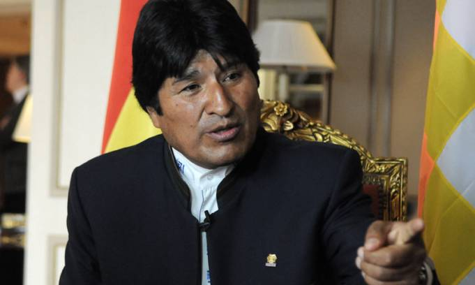 Bolivia reducing the gap between rich and poor by 60 since 2006