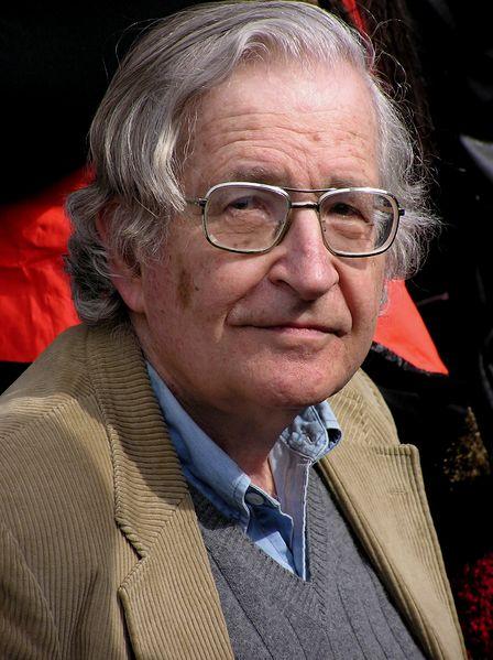 Chomsky para Hirsch: Para a Palestina a única solução é um Não-Estado