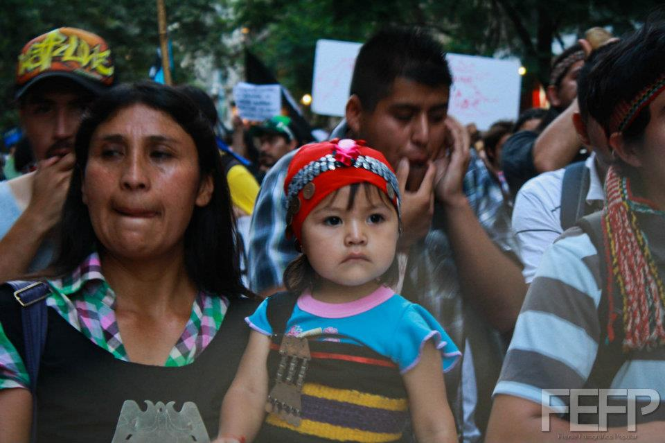 Nueva ronda de diálogo sobre conflicto en Araucanía, Chile