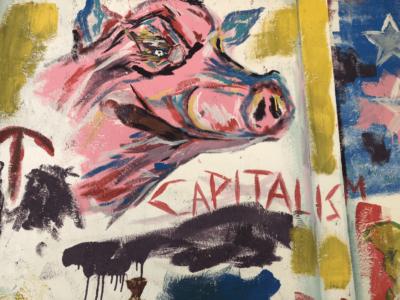 Capitalism Illutsration