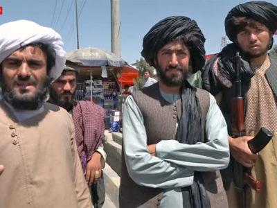 talibanes-captura de video