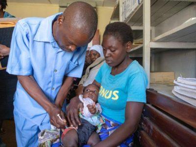 Φωτογραφία από τα κοινωνικά δίκτυα του Παγκόσμιου Οργανισμού Υγείας.