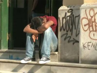 Jugendarbeitslosigkeit in Italien